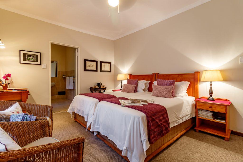 Südafrika Sabie Porcupine Ridge Zimmer Iwanowskis Reisen - afrika.de