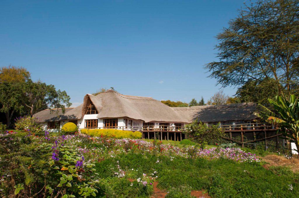 Tansania Ngorongoro National Park Ngorongoro Farmhouse Iwanowskis Reisen - afrika.de