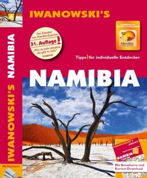 """Iwanowski's <a title=""""Iwanowskis Namibia Handbuch"""" href=""""https://www.iwanowski.de/shop/namibia-reisefuehrer-von-iwanowski-neu/"""" target=""""_blank"""" rel=""""noopener"""">aktuelles Namibia Handbuch</a> in der 31. Auflage"""