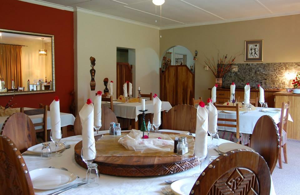 Namibia Etosha National Park Vreugde Gästefarm Restaurant Iwanowskis Reisen - afrika.de