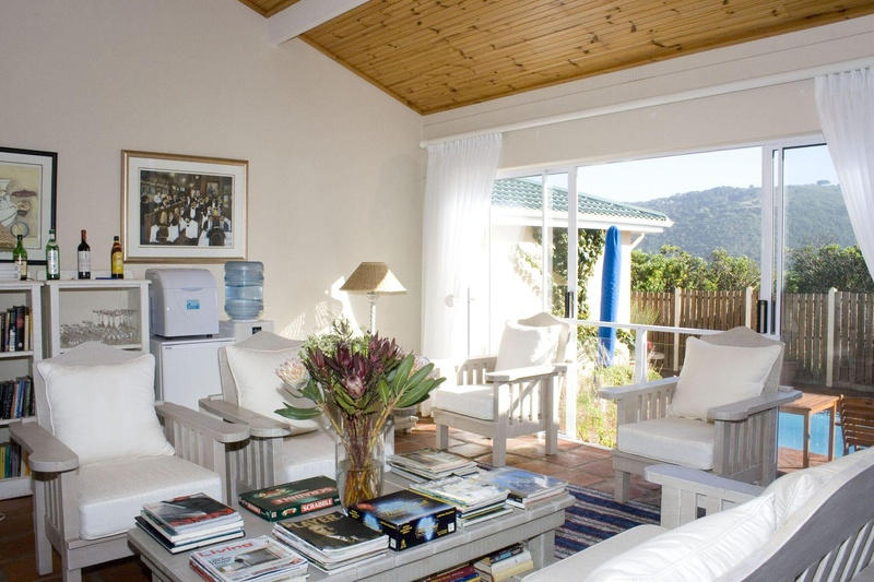 Südafrika Wilderness Mes Amis Lounge Iwanowskis Reisen - afrika.de