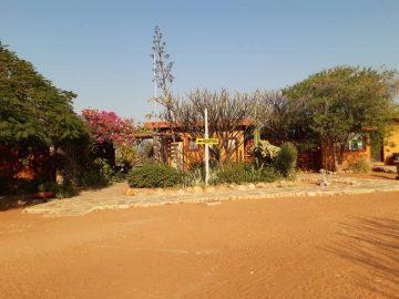 Namibia Khorixas Bambatsi Gästefarm Iwanowskis Reisen - afrika.de