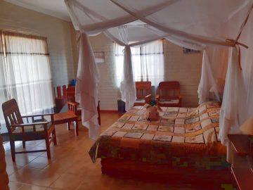 Namibia Khorixas Bambatsi Gästefarm Zimmer Iwanowskis Reisen - afrika.de