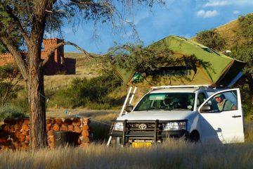 Namibia Maltahöhe Duwisib Farm Campingplatz Iwanowskis Reisen - afrika.de