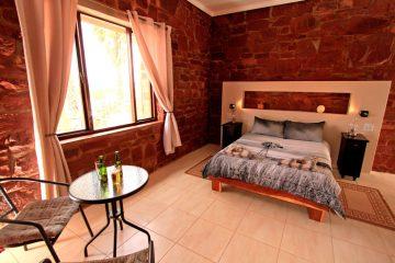 Namibia Maltahöhe Duwisib Farm Zimmer Iwanowskis Reisen - afrika.de