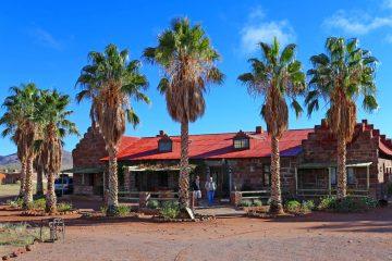Namibia Maltahöhe Duwisib Farm Iwanowskis Reisen - afrika.de