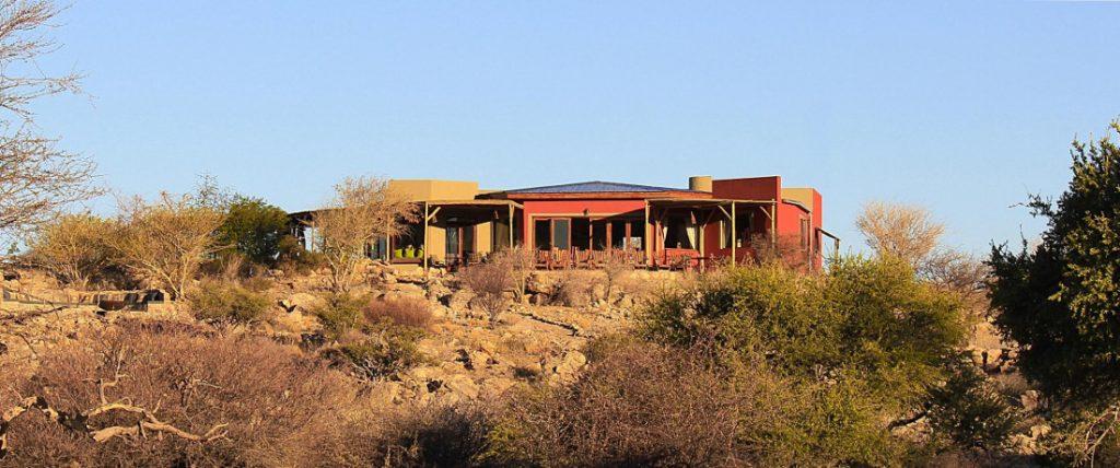 Namibia Erongo Gebirge Hohenstein Lodge Iwanowskis Reisen - afrika.de
