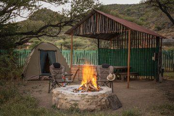Namibia Otavi Mountains Boshoff Wines Estate Thonningii Weinfarm Camping Stellplatz Iwanowskis Reisen - afrika.de