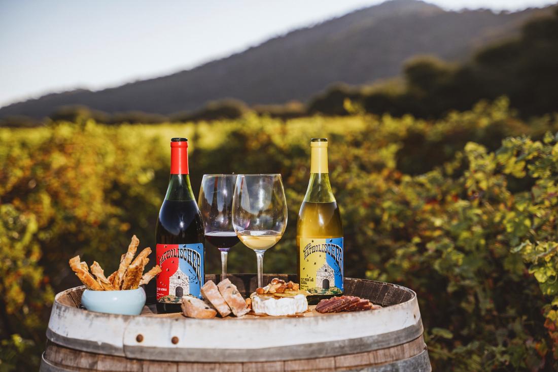 Namibia Otavi Mountains Boshoff Wines Estate Thonningii Weinfarm Weinprobe Katholischer Iwanowskis Reisen - afrika.de