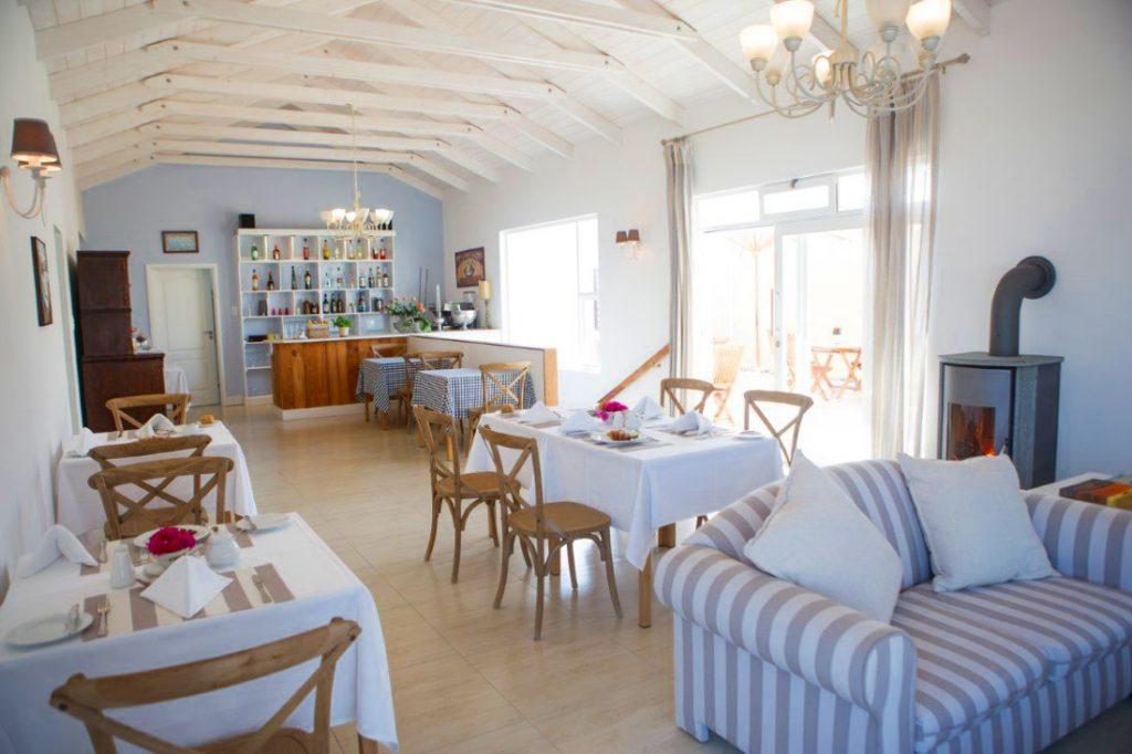 Namibia Swakopmund Casa al Mare Restaurant Iwanowskis Reisen - afrika.de