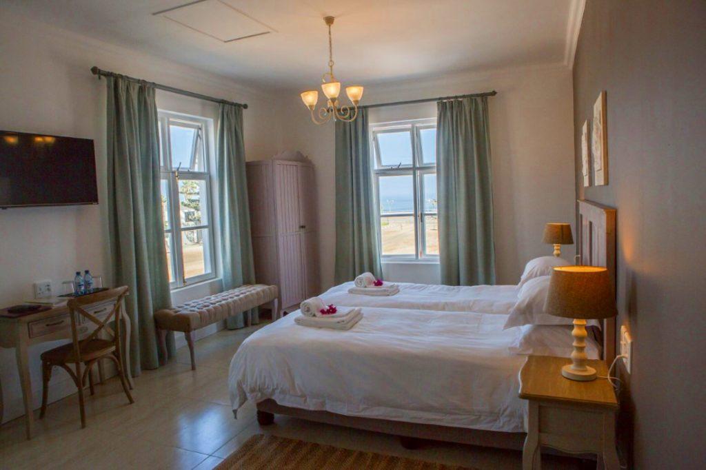 Namibia Swakopmund Casa al Mare Zimmer Iwanowskis Reisen - afrika.de