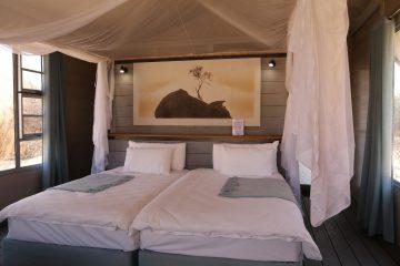 Namibia Spitzkoppen Lodge Chalet Iwanowskis Reisen - afrika.de