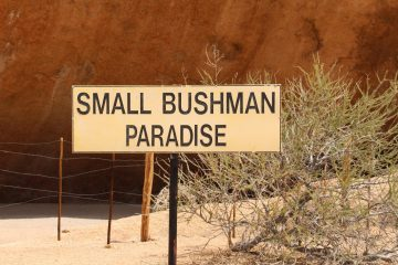 Namibia Spitzkoppen Lodge Umgebung Iwanowskis Reisen - afrika.de