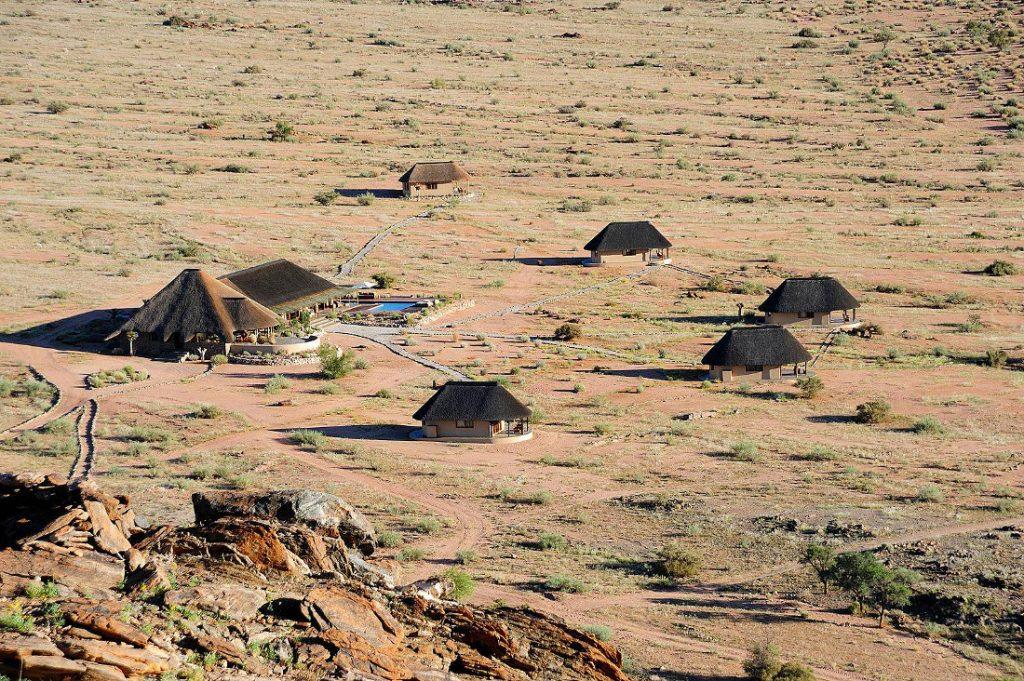 Namibia Sandfontein Lodge Iwanowskis Reisen - afrika.de