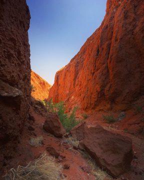 Namibia Sesriem Tsondab Valley Lodge Hidden Canyon Iwanowskis Reisen - afrika.de