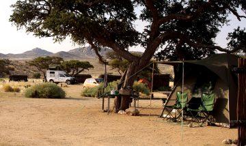 Namibia Klein Aus Desert Horse Campsite Iwanowskis Reisen - afrika.de