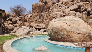 Namibia Damaraland Camp Madisa Iwanowskis Reisen - afrika.de