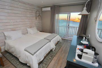 Namibia Lüderitz Nest Hotel Zimmer Iwanowskis Reisen - afrika.de