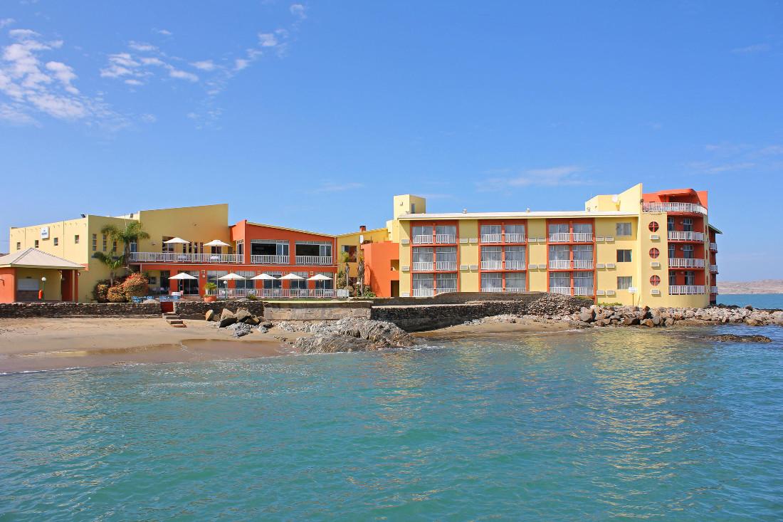 Namibia Lüderitz Nest Hotel Iwanowskis Reisen - afrika.de
