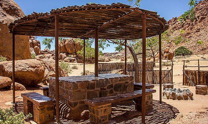 Namibia Koiimasis Campsite Iwanowskis Reisen - afrika.de