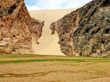 Namibia Skeleton Coast Park Shipwreck Lodge Hanoib Canyon Iwanowskis Reisen - afrika.de