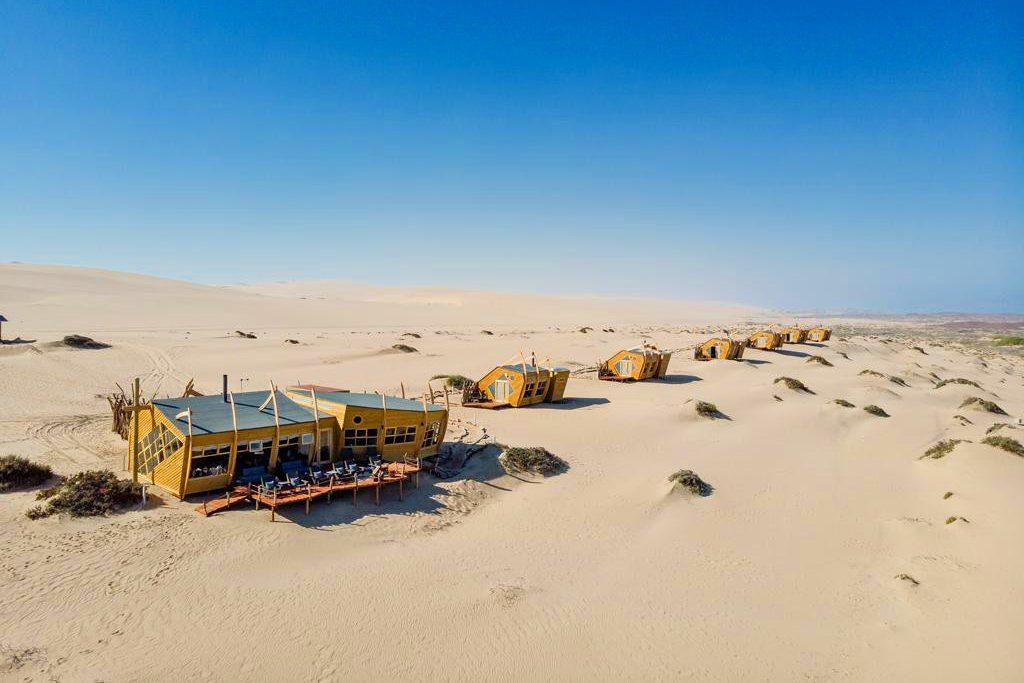 Namibia Skeleton Coast Park Shipwreck Lodge Iwanowskis Reisen - afrika.de