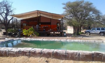 Namibia Spitzkoppe Camp Iwanowskis Reisen - afrika.de