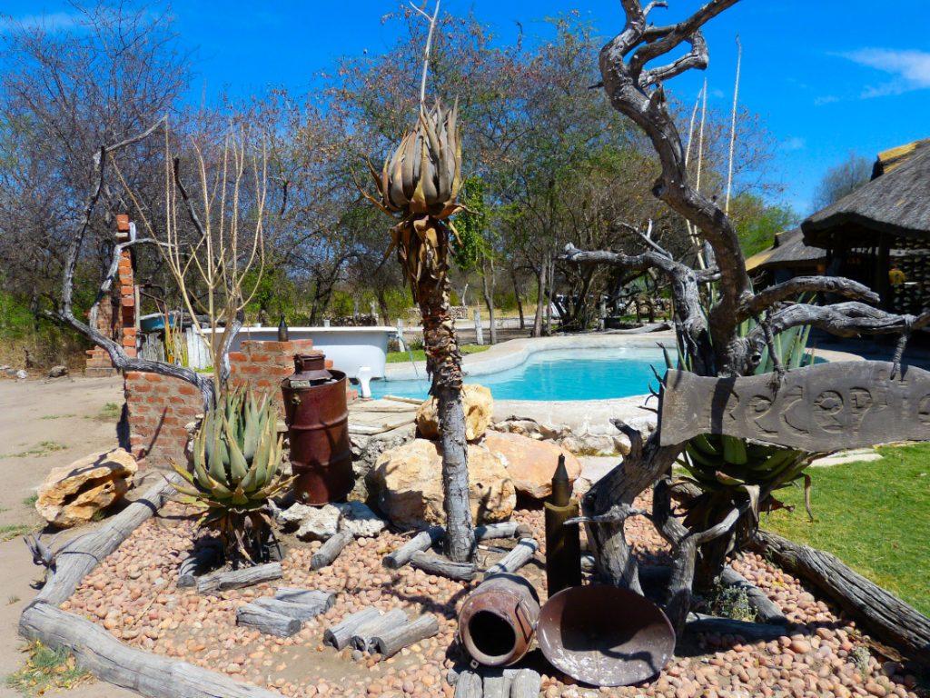 Namibia Grootfontein Roy's Rest Camp Iwanowskis Reisen - afrika.de