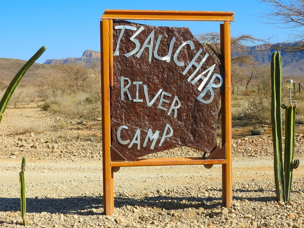Namibia Namib Naukluft Park Tsauchab River Camp Iwanowskis Reisen - afrika.de