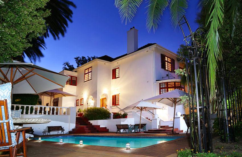 Südafrika Kapstadt Floreal House Iwanowskis Reisen - afrika.de
