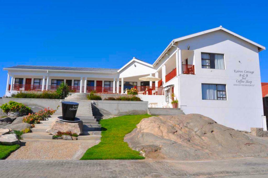 Namibia Lüderitz Kairos Cottage Iwanowskis Reisen - afrika.de