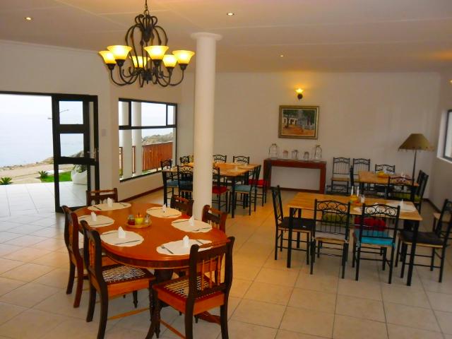 Namibia Lüderitz Kairos Cottage Frühstücksraum Iwanowskis Reisen - afrika.de