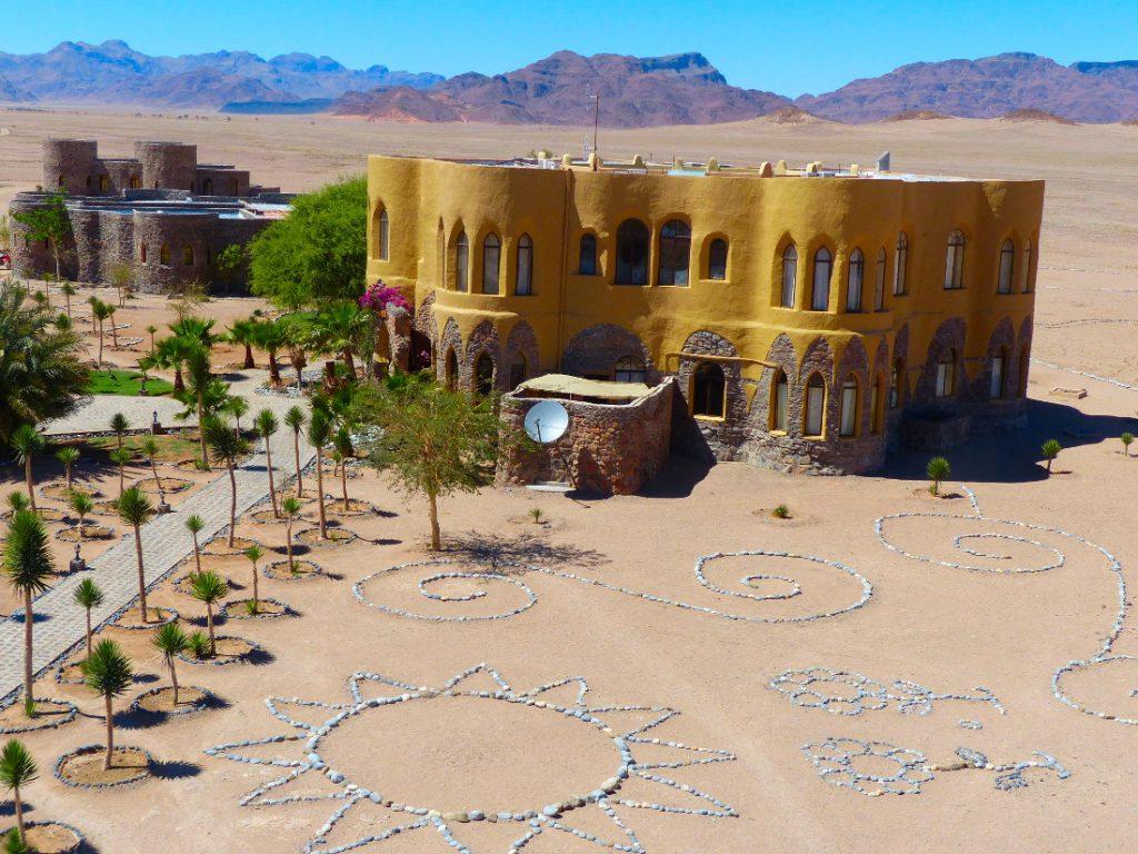 Namibia Sesriem Le Mirage Desert Lodge Iwanowskis Reisen - afrika.de