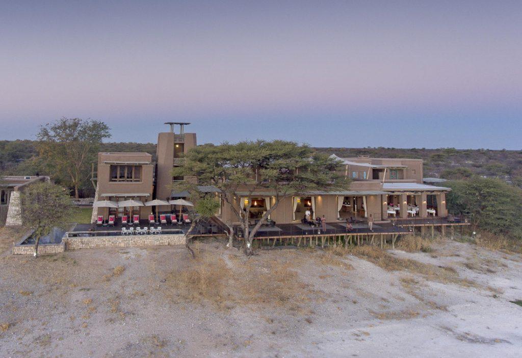 Namibia Etosha National Park Onguma The Fort Iwanowskis Reisen - afrika.de
