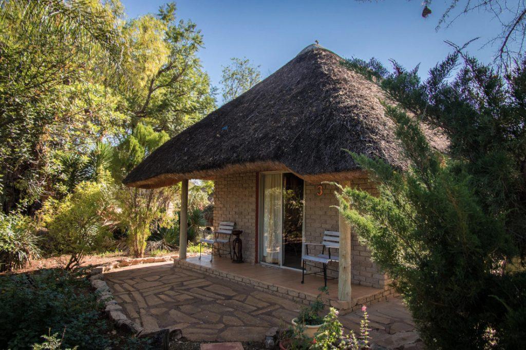 Namibia Otavi Gabus Game Ranch Bungalow Iwanwoskis Reisen - afrika.de