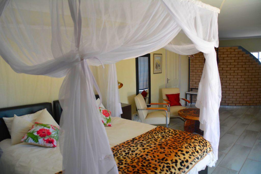 Namibia Otavi Gabus Game Ranch Zimmer Iwanwoskis Reisen - afrika.de