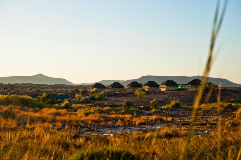 Namibia Palmwag Lodge Iwanowskis Reisen - afrika.de