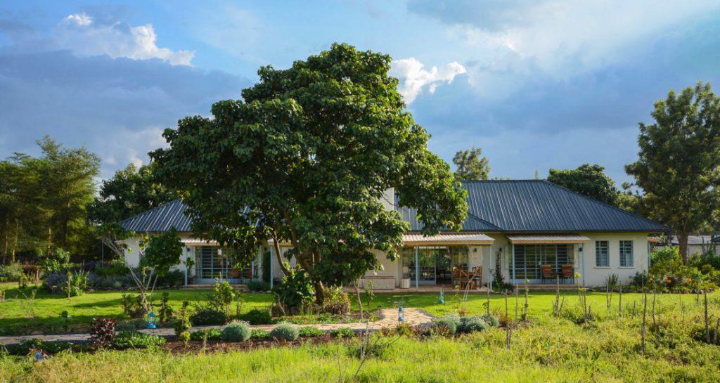 Tansania Arusha Katambuga House Iwanowskis Reisen - afrika.de