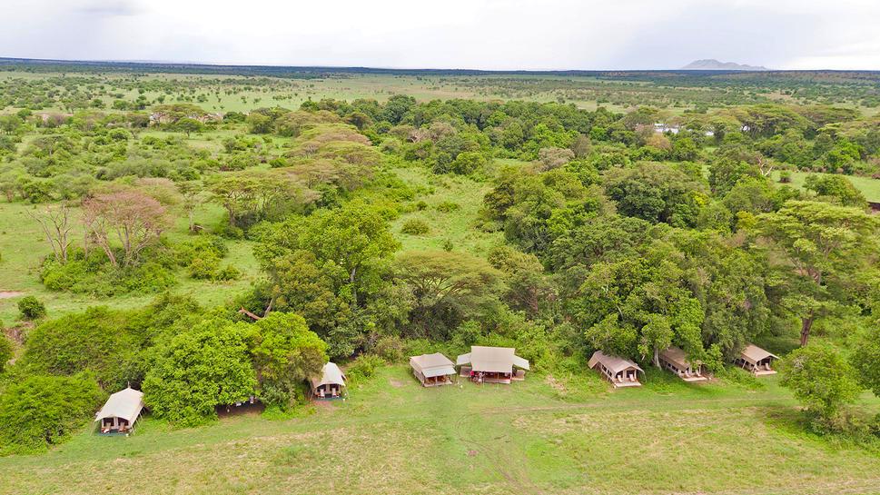 Tansania Serengeti Matembezi Classic Camp Iwanowskis Reisen - afrika.de