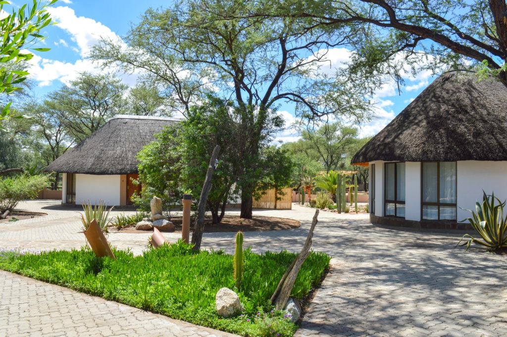 Namibia Omaruru Onduruquea Lodge Unterkünfte Iwanowskis Reisen - afrika.de
