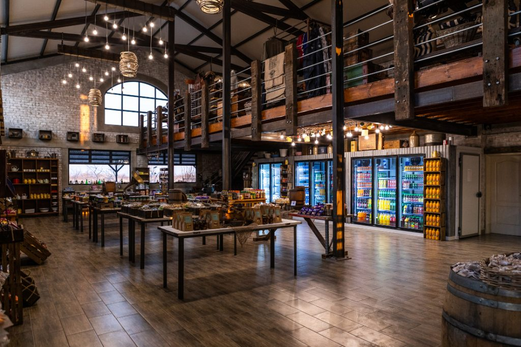 Namibia Etosha Trading Post Shop Iwanowskis Reisen - afrika.de