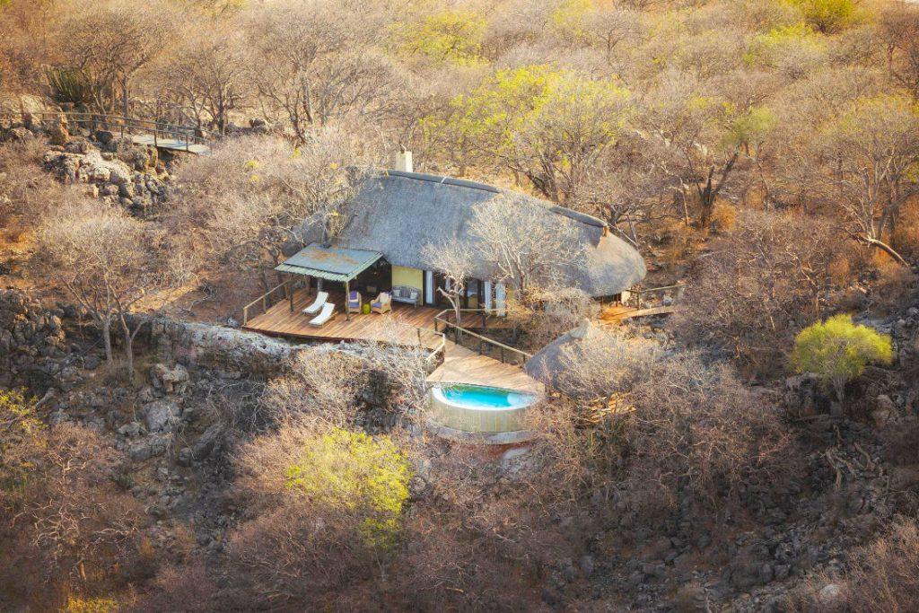 Namibia Etosha Ongava Little Ongava Unterkunft Iwanowskis Reisen - afrika.de