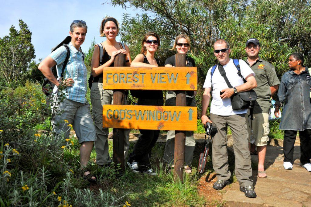 Südafrika Sunway Safaris Regenbogenroute Drakensberge Reisegruppe Iwanowskis Reisen - afrika.de