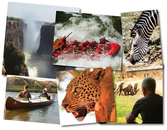 Fotos Zambia low