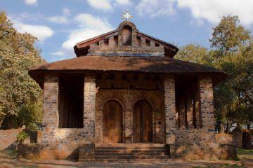 Äthiopien Debre Birhan Kirche Iwanowskis Reisen - afrika.de