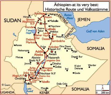 Äthiopien Rundreise Iwanowskis Reisen - afrika.de