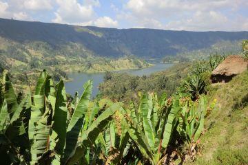 Äthiopien Wenchi-Kratersee - afrika.de