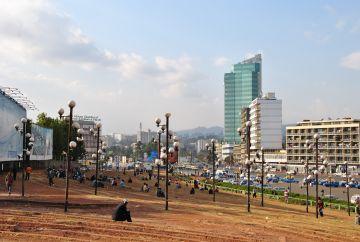 Äthiopien Hauptstadt Addis Abeba - afrika.de