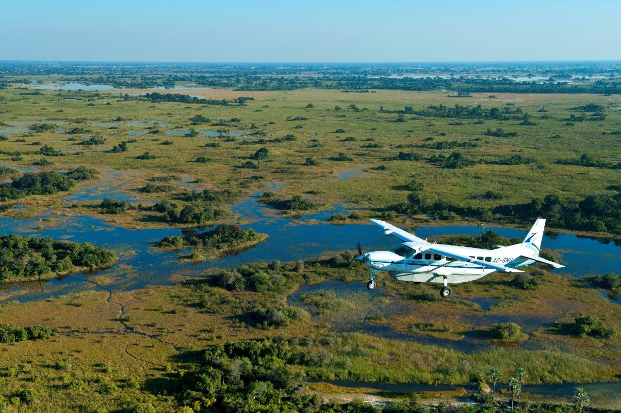 botswana safaris lodges reisen