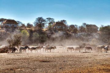 Botswana Reisen Safaris Unterkünfte